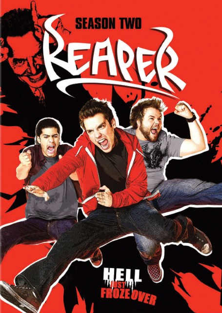Reaper: Season Two was released on DVD on June 9th, 2009.