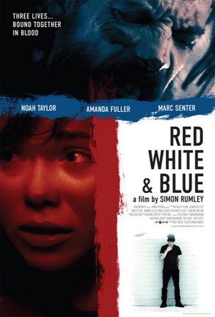 Red White and Blue was released on DVD on May 17, 2011.
