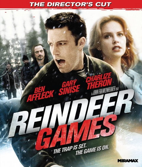 Reindeer Games was released on Blu-ray on March 6, 2012