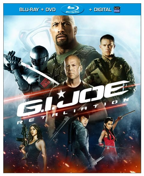 G.I. Joe: Retaliation was released on Blu-ray and DVD on July 30, 2013