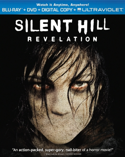 Silent Hill: Revelation was released on Blu-ray and DVD on February 12, 2013