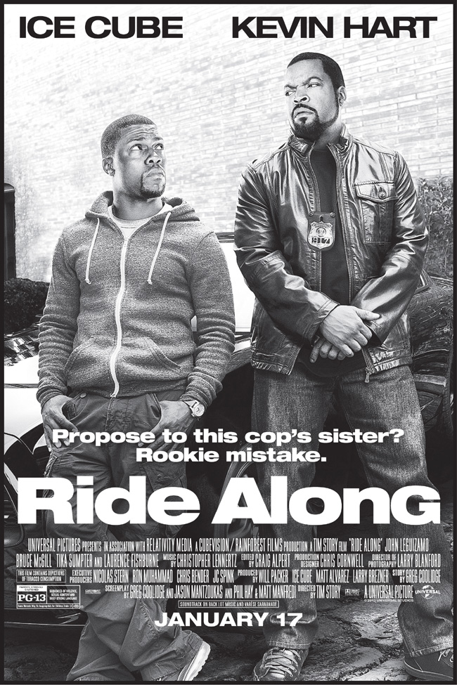 free advancescreening movie tickets to ride along with