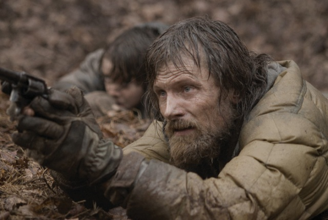 Viggo Mortensen stars in John Hillcoat's screen adaptation of Cormac McCarthy's The Road.