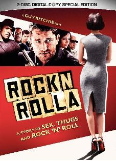 RocknRolla was released by Warner Brothers Home Video on January 27th, 2009.