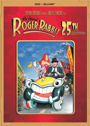 Who Framed Roger Rabbit was released on Blu-ray on March 12, 2013