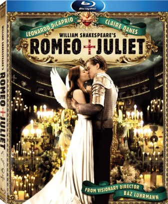 William Shakespeare's Romeo and Juliet was released on Blu-ray on October 19th, 2010