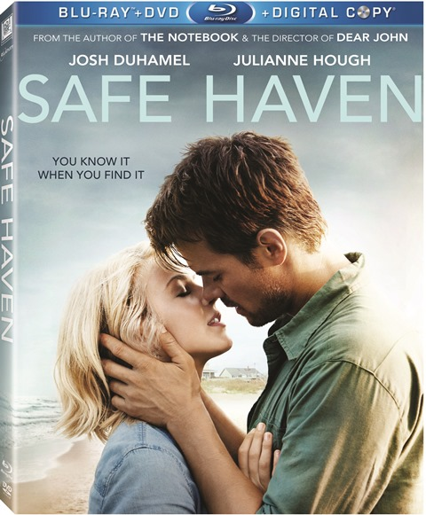 Safe Haven was released on Blu-ray and DVD on May 7, 2013