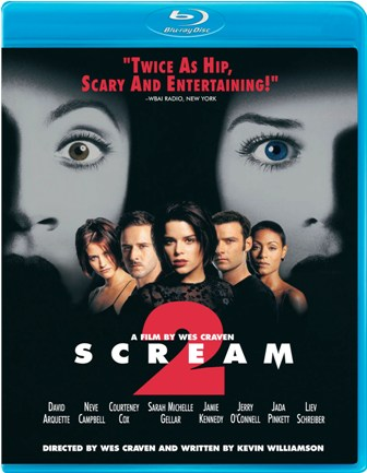 Scream 2 was released on Blu-Ray on March 29th, 2011