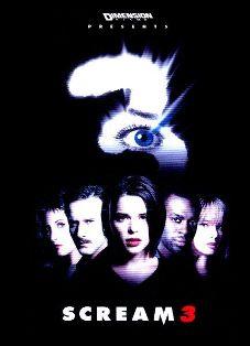 Scream 3.