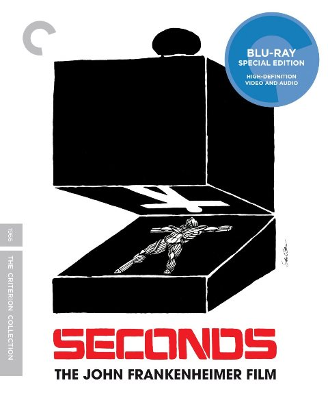 Seconds was released on Blu-ray and DVD on August 13, 2013