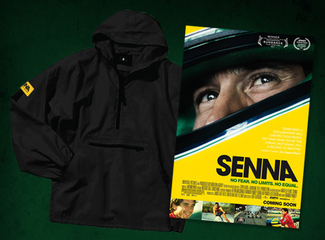 Senna prizes offered in this HollywoodChicago.com Hookup