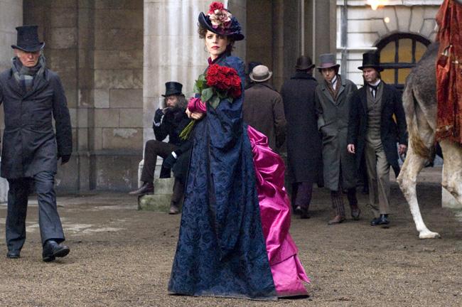 Rachel McAdams in Guy Ritchie's Sherlock Holmes