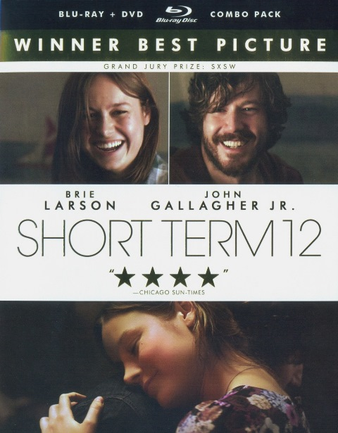 Short Term 12 was released on Blu-ray and DVD on January 14, 2014