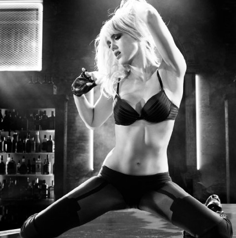 Jessica Alba in Sin City: A Dame to Kill For