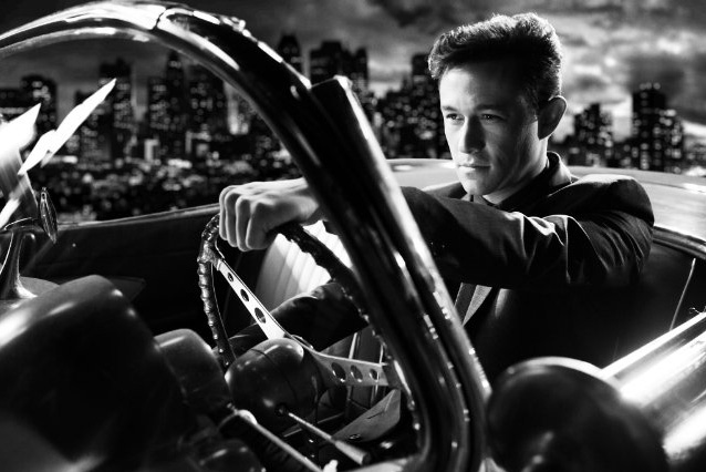 Joseph Gordon-Levitt in Sin City: A Dame to Kill For