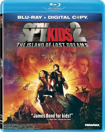 Spy Kids 2 will be released on Blu-ray on August 2nd, 2011