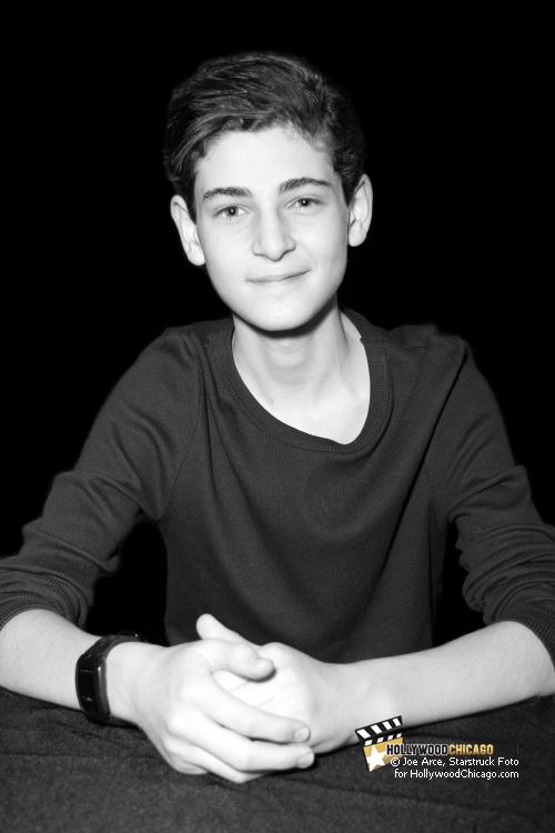 david mazouz 2017