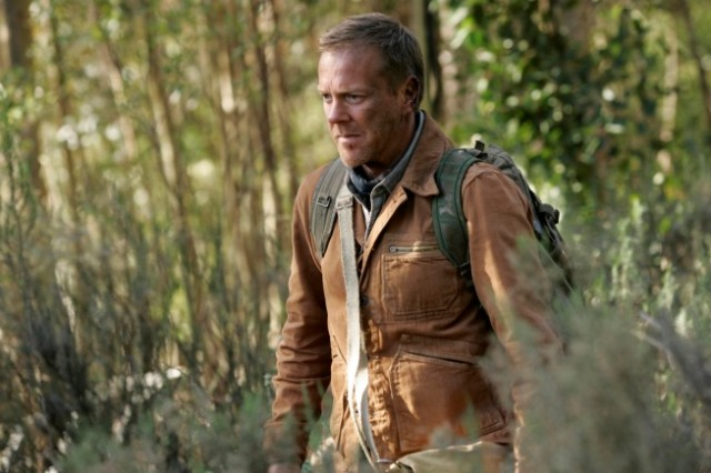 Jack Bauer (Kiefer Sutherland) battles an international crisis in the special two-hour prequel event 24: Redemption