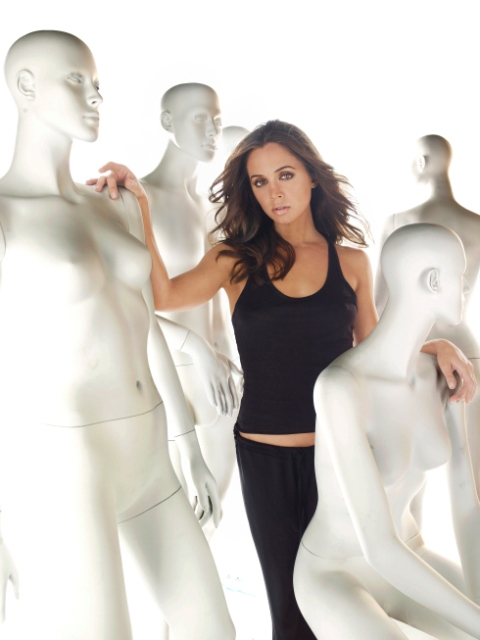 Eliza Dushku as Echo.