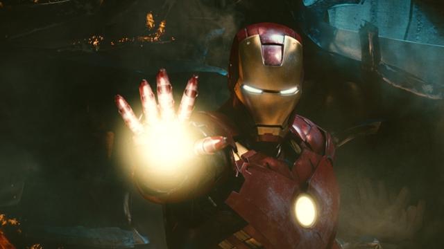 Iron Man in Iron Man 2