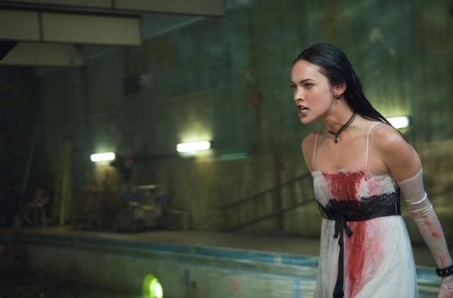 Megan Fox in Diablo Cody's Jennifer's Body