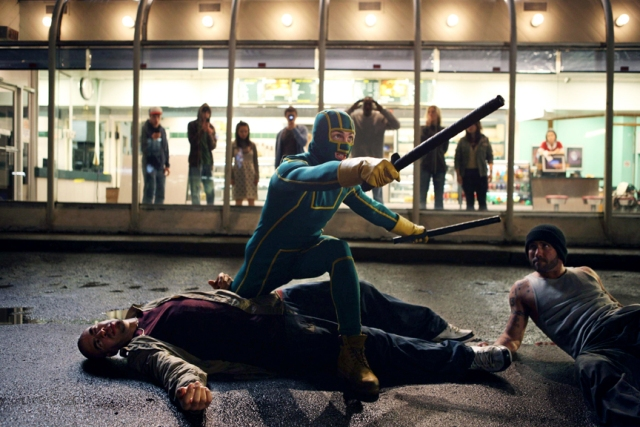 Kick-Ass will be released on Blu-ray and DVD on August 3rd, 2010