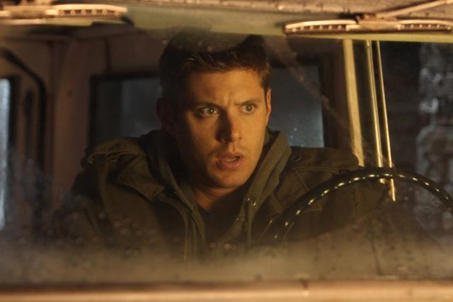 Jensen Ackles stars as Tom Hanniger in My Bloody Valentine 3D.