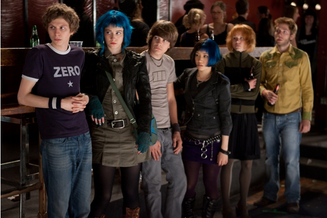 Scott Pilgrim vs. the World was released on Blu-ray and DVD on November 9th, 2010