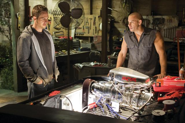 (L to R) Paul Walker and Vin Diesel reteam as agent Brian OConner and fugitive ex-con Dom Toretto for the ultimate chapter of the franchise built on speed.