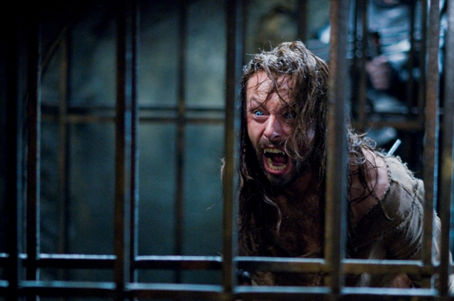 Michael Sheen in Screen Gems Underworld: Rise of the Lycans.