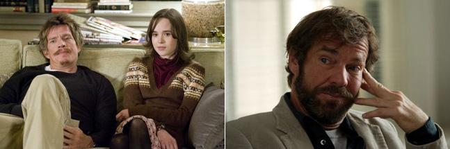 Thomas Haden Church, Ellen Page and Dennis Quaid in Smart People