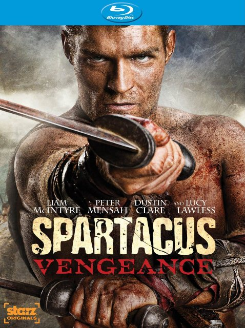 Spartacus: Vengeance was released on Blu-ray and DVD on September 11, 2012