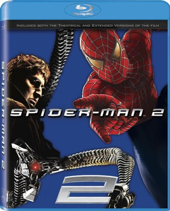 Spider-Man 2 was released on Blu-ray on June 12, 2012