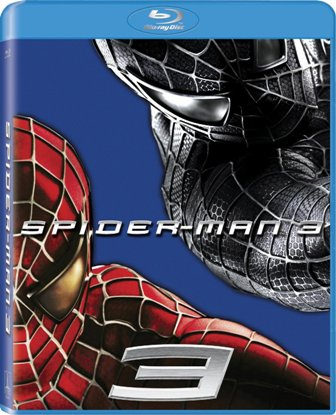 Spider-Man 3 was released on Blu-ray on June 12, 2012