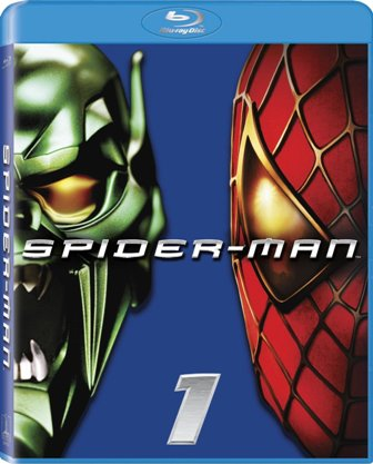 Spider-Man was released on Blu-ray on June 12, 2012