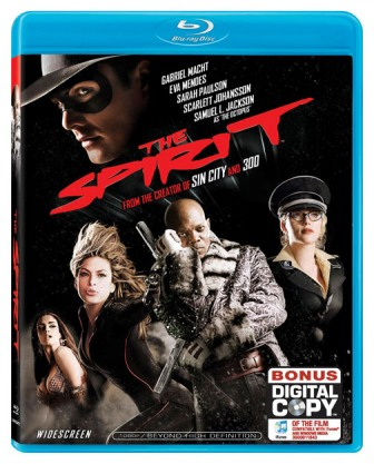 The Spirit was released on Blu-Ray on April 14th, 2009.