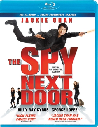 The Spy Next Door was released on Blu-Ray and DVD on May 18th, 2010.