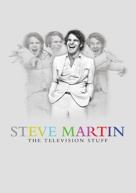 Steve Martin: The Television Stuff was released on DVD on September 18, 2012