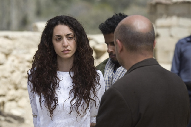 Mozhan Marnò stars in Cyrus Nowrasteh's The Stoning of Soraya M.