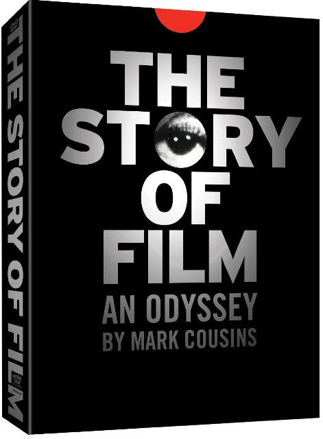 The Story of Film was released on DVD on December 11, 2012