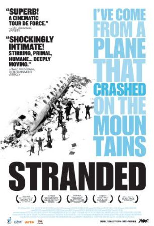 9. Stranded: I've Come From a Plane That Crashed on the Mountains