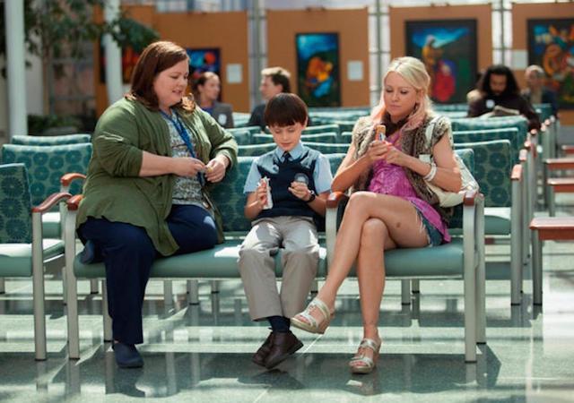 Lieberher, Melissa McCarthy, Naomi Watts
