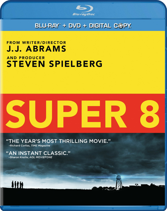 Super 8 will be released on Blu-ray and DVD on Nov. 22, 2011