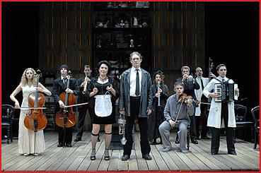 The musical Sweeney Todd: The Demon Barber of Fleet Street