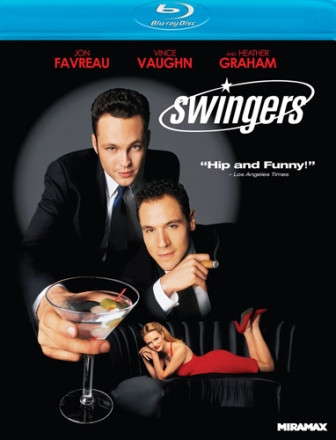 Swingers was released on Blu-ray on August 23rd, 2011