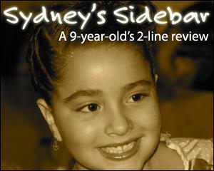 Sydney's Sidebar