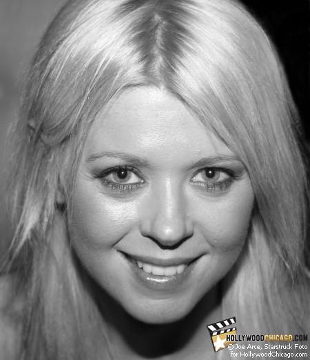 Tara Reid in Chicago on June 27, 2008 at Crobar Nightclub for 103.5 KISS FM's Bikini Beach 2008 party