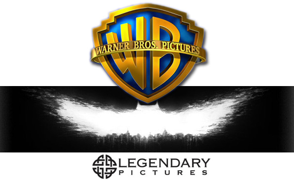 The Dark Knight Rises with Warner Bros. and Legendary Pictures
