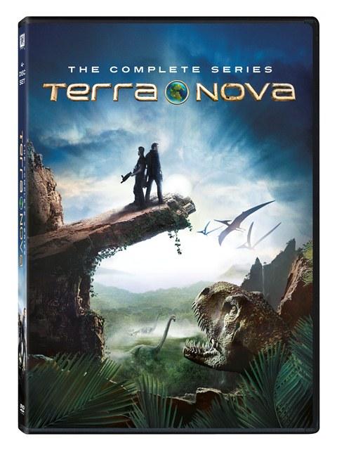 Terra Nova: The Complete Series was released on DVD on September 11, 2012