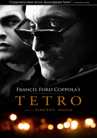 Tetro was released on Blu-Ray and DVD on May 4th, 2010.